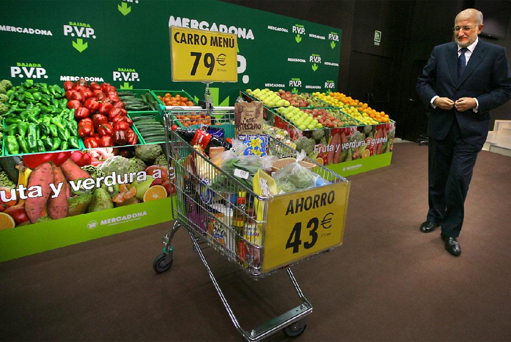 """Mercadona ci ripensa: """"Non investiremo in Italia"""""""