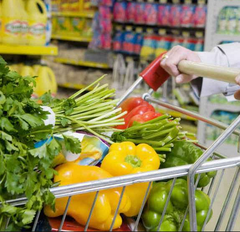 I lombardi comprano più frutta e verdura