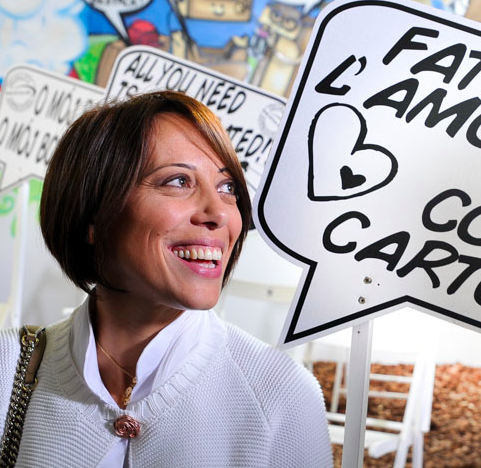 Accordo tra Google e la De Girolamo per promuovere il Made in Italy