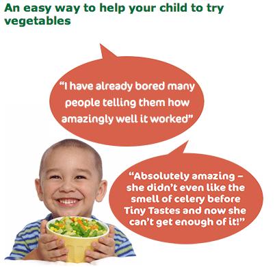 Il gioco per fare mangiare la verdura ai bambini. Provare per credere