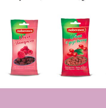 """""""Viva la frutta"""" di Noberasco si arricchisce di 6 snack monodose"""