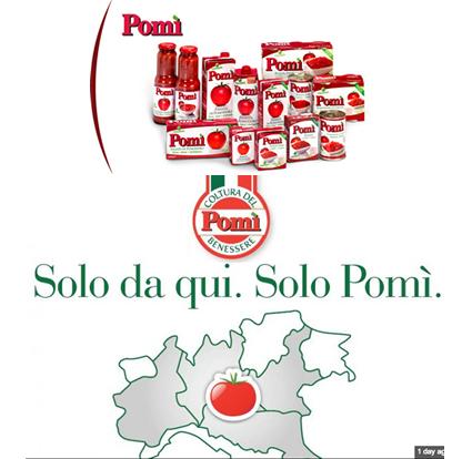 """Pomì: polemica per la nuova pubblicità """"Made in Padania"""""""