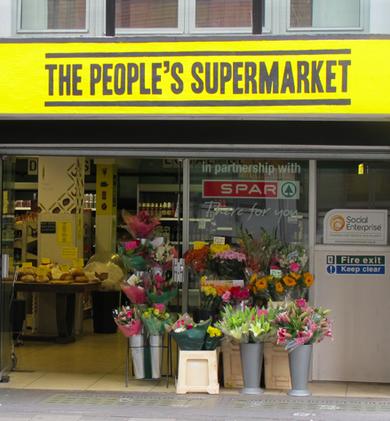 People's Supermarket si espande, il supermercato etico apre nello Yorkshire