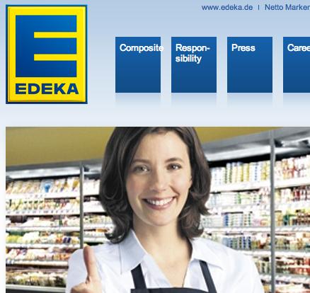 Fiducia dei consumatori: i tedeschi scelgono Edeka