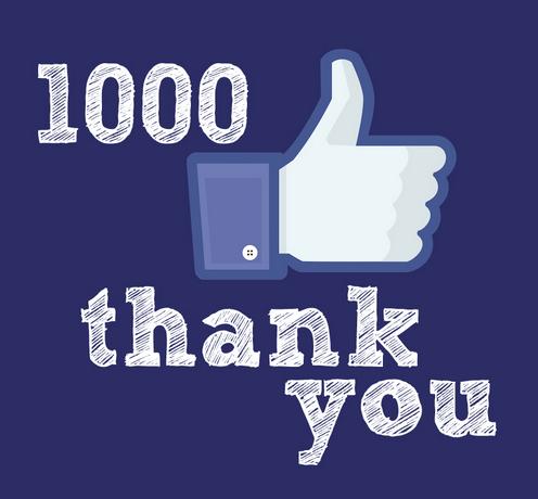 Fruitbook Magazine sempre più social: mille grazie ai fan di Facebook