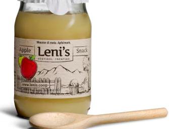 Leni's, arriva nel banco frigo la mousse 100% mela