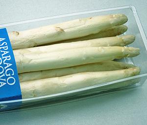 Sono arrivati i primi asparagi bianchi made in Italy