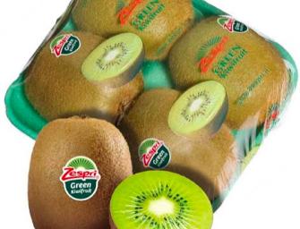 Zespri: tutto il buono del kiwi anche in Inverno