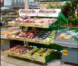 Apre a Milano il primo Almaverde Bio Market