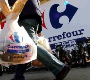Carrefour Italia: vendite in calo per 332 milioni
