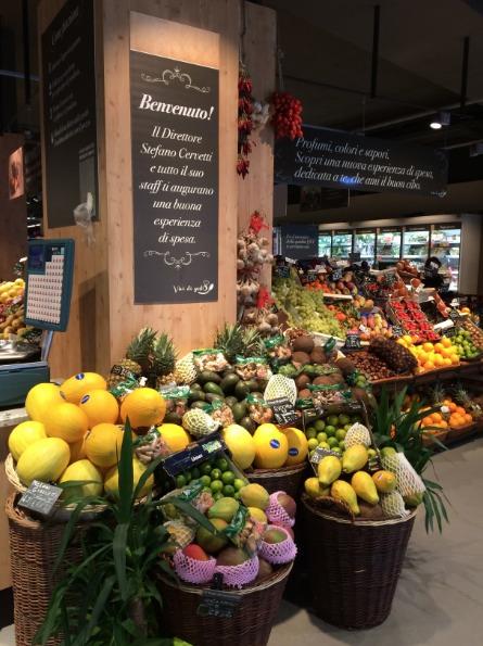 Carrefour Gramsci benvenuto