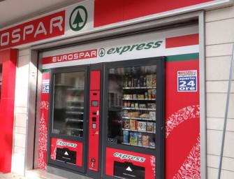 Maiora lancia i Despar Express, distributori automatici con oltre 1.000 referenze. Presto il click&collect