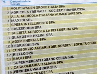 Verona, le aziende top per fatturato, svettano Maxi Dì ed Eurospin