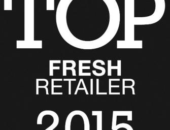 Consorzio Nord Ovest si aggiudica il Top Fresh Retailer 2015