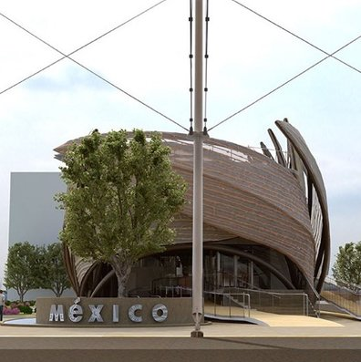 Expo padiglione Messico