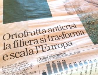 Su Affari&Finanza ortofrutta italiana super star. Ma è proprio così?