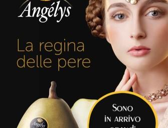 Pera Angélys, massiccia campagna di comunicazione per trade e consumer