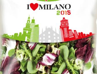 Dimmidisì rende omaggio all'Expo e lancia la nuova insalata I Love Milano