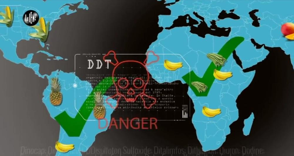Le Iene mappa DDT