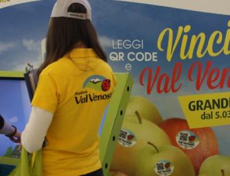 Al via il tour di Mela Val Venosta: stand multimediale per informare e divertire