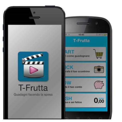 Arriva t frutta la prima app che fa guadagnare facendo la - Frutta che fa andare in bagno ...