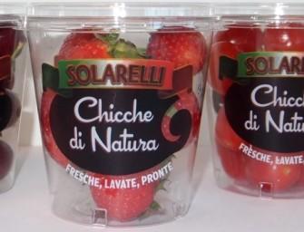 """""""Chicche di natura"""", Solarelli presenta la quarta gamma di frutta in bicchiere"""