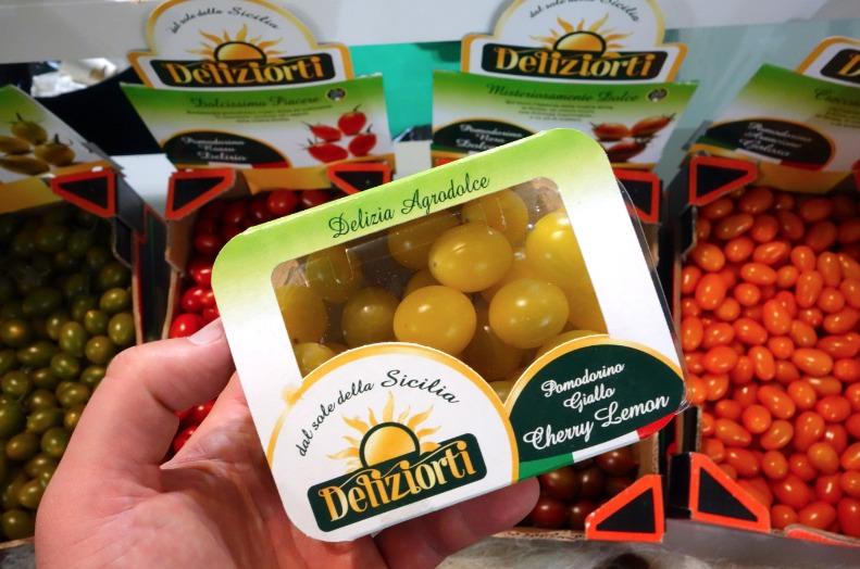Pomodoro giallo Colle d'Oro