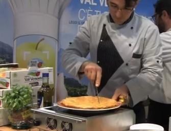 Mela Val Venosta e Coop Centro Italia: lo chef è nello store. guarda il video!