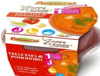 """Vellutata, posata e tovagliolo: DimmidiSì lancia le zuppe """"on-the-go"""""""
