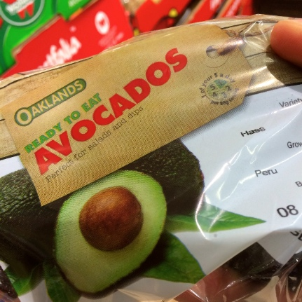 Lidl Oaklands Avocado