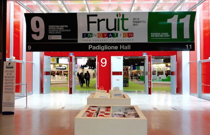 Fruit Innovation  ingresso