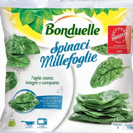 spinaci millefoglie