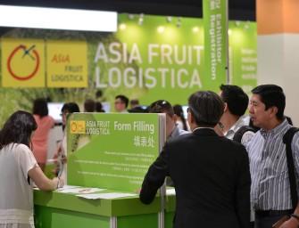 Asia Fruit Logistica cresce del 20%, sono 650 gli espositori, di cui 53 italiani