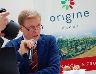 Origine Group fa sul serio, a Macfrut presenta un kiwi a polpa rossa