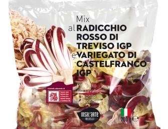 Il radicchio, eccellenza del Veneto, diventa protagonista di Insal'Arte