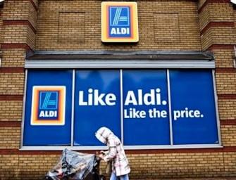 Regno Unito, Aldi e Lidl al 10%, in tre anni hanno raddoppiato la quota di mercato