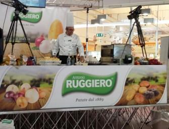 Siracusa, un successo lo show cooking in store della Ruggiero con patate e cipolle