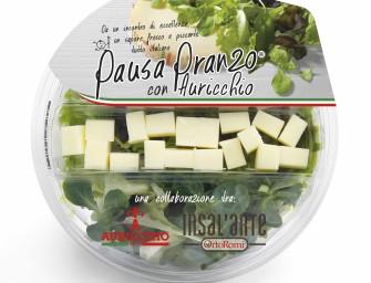 Insal'Arte: al supermercato arriva la nuovissima Pausa Pranzo con Auricchio