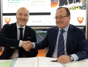 Fiere, accordo tra Milano e Verona, nel 2017 ci sarà Fruit&Veg Innovation
