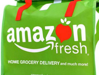 Amazon Fresh alla conquista di Londra: 130 mila referenze a casa in giornata