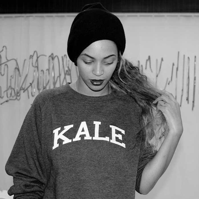 Kale Beyonce