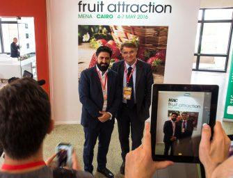 Mac Fruit Attraction fa il bis: la fiera ortofrutticola torna a Il Cairo ad aprile 2017