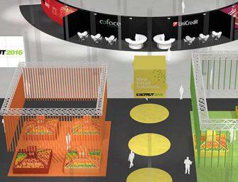 A Macfrut un'area dedicata alle ultime soluzioni espositive per i punti vendita