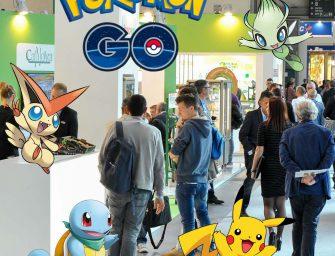 Pokémon GO: catturiamo anche più visitatori per le fiere e più consumatori?