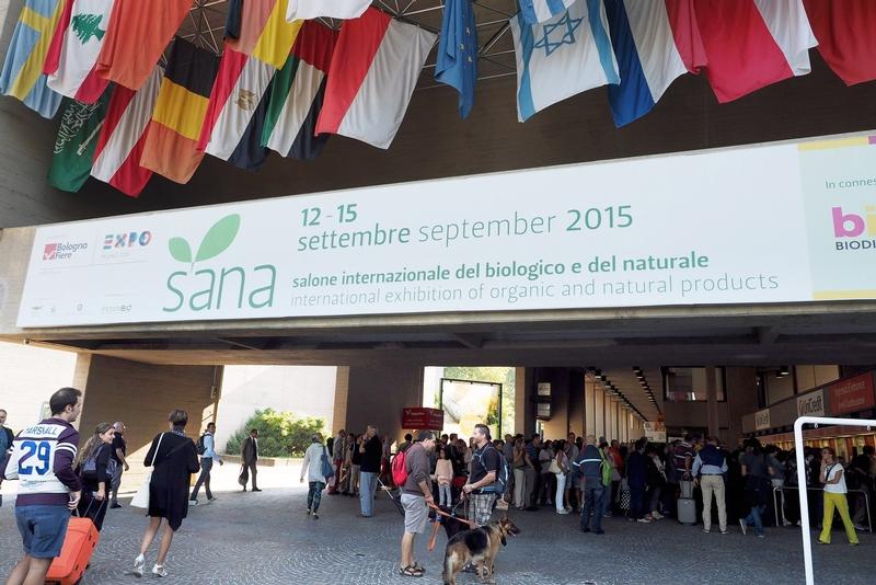 Al via a sana 2016 a bolognafiere il biologico ora una for Sana bologna 2016
