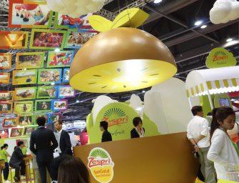 Asia Fruit Logistica chiude col botto: +22 per cento i visitatori. Il nostro report