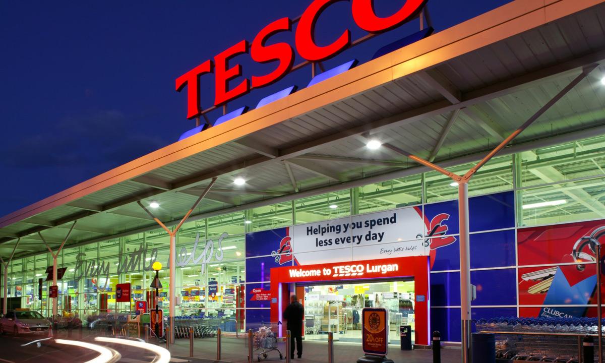 Retail nel Regno Unito