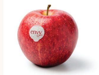 """Sul mercato arriva Envy, la mela altoatesina """"Supersweet"""""""