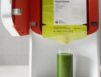Juicero, arriva a Whole Foods Market la 'Nespresso dei succhi di frutta'