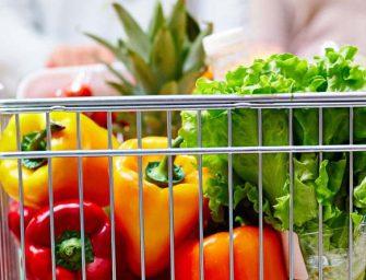 La spesa degli italiani nel 2017? Nel carrello oltre 3,5 mld di frutta e verdura fresche